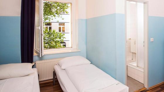 Übernachten im drei- bis fünfbettzimmer in berlin, Hause deko